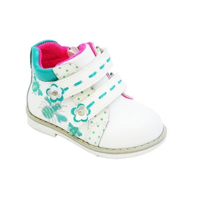 Ботинки ОРТО - F903-3 бел/зел купить, отзывы, фото, доставка - Совместные покупки Город Друзей - цены как для друга!