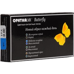 Офтальмикс Butterfly Colors 3 tone (2 шт.)