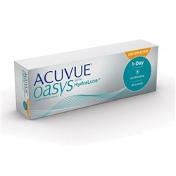 Acuvue Oasys 1 Day with Hydraluxe for Astigmatism (30 шт.)