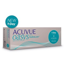 Acuvue Oasys 1 Day with Hydraluxe (30 шт.)