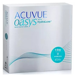 Acuvue Oasys 1 Day with Hydraluxe (90 шт.)