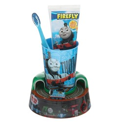 Набор Thomas&Friends ТF-13: зубная щетка  + зубная паста + стакан/таймер
